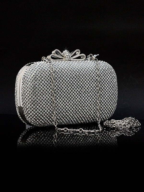 Rhinestones Evening Handbags BB202123NA7