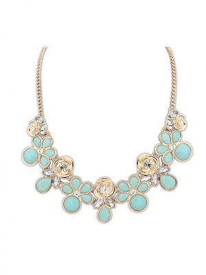 Occident Stylish Sweet Fresh Necklace