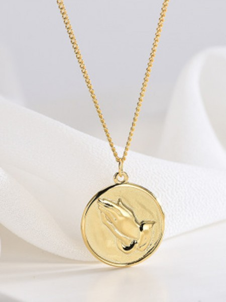 Hot Sale Attractive S925 Silver Women's Necklaces