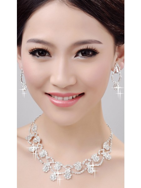Necklaces Earrings Set ZDRESS4008