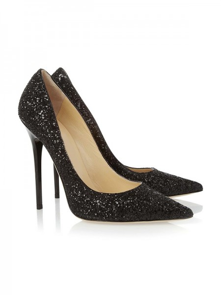 With Sequin Party & High Heels SLSDN1407LF