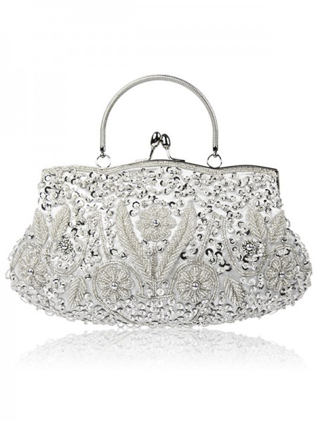 Trending Evening/Party Women's Handbags With Beading