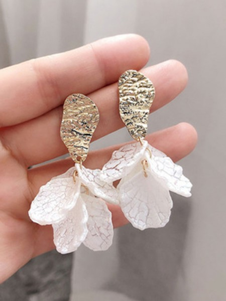 Hot Sale Fashion Flower Earrings For Women